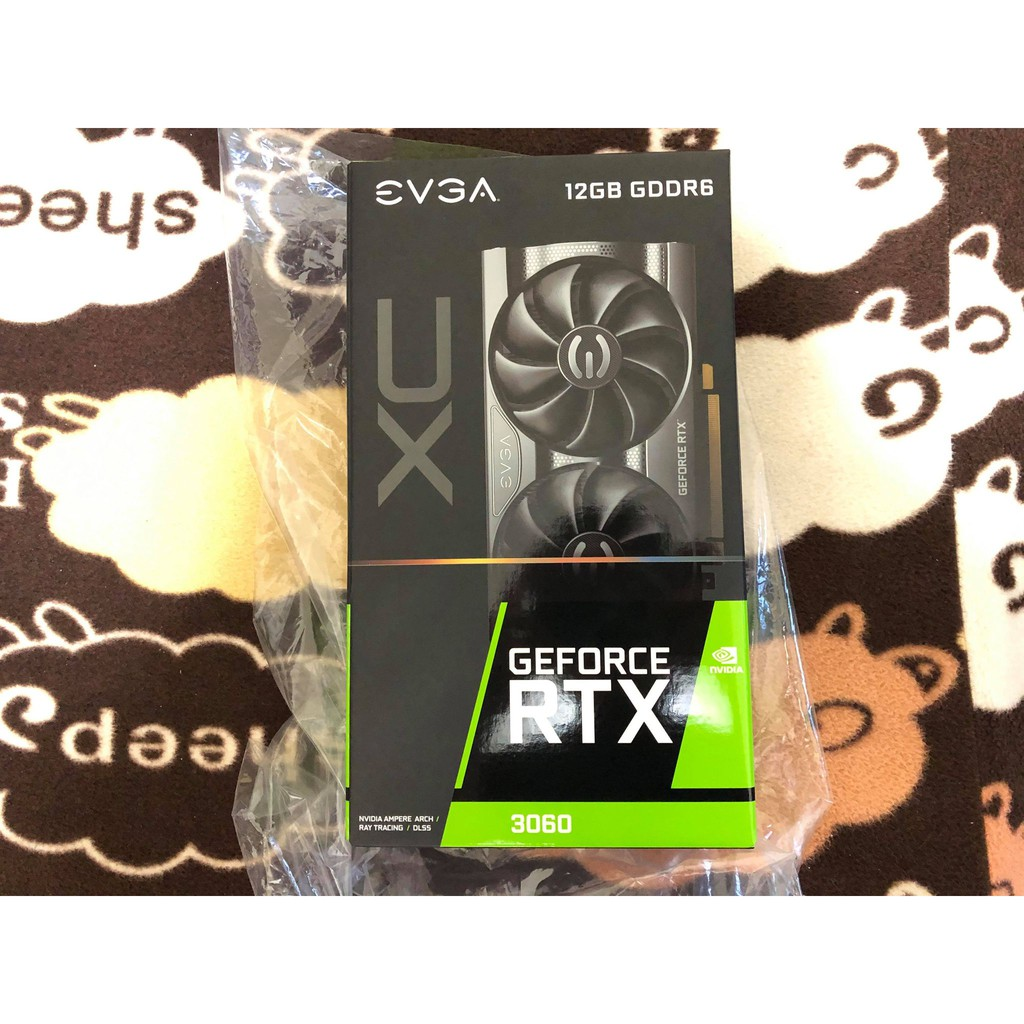 EVGA GeForce RTX 3060 12GB Nvidia 3060ti 3070 3080 asus msi