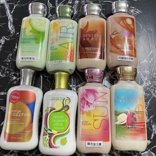 Bath&body work BBW 乳液 身體乳液 最後出清!味道都剩十罐以下!香氛乳液 美國代購 台南市
