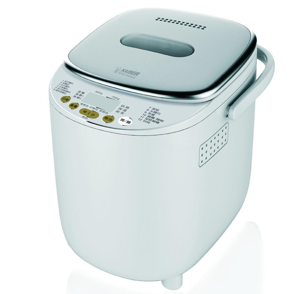 KAISER威寶廚神超柔軟全自動麵包機