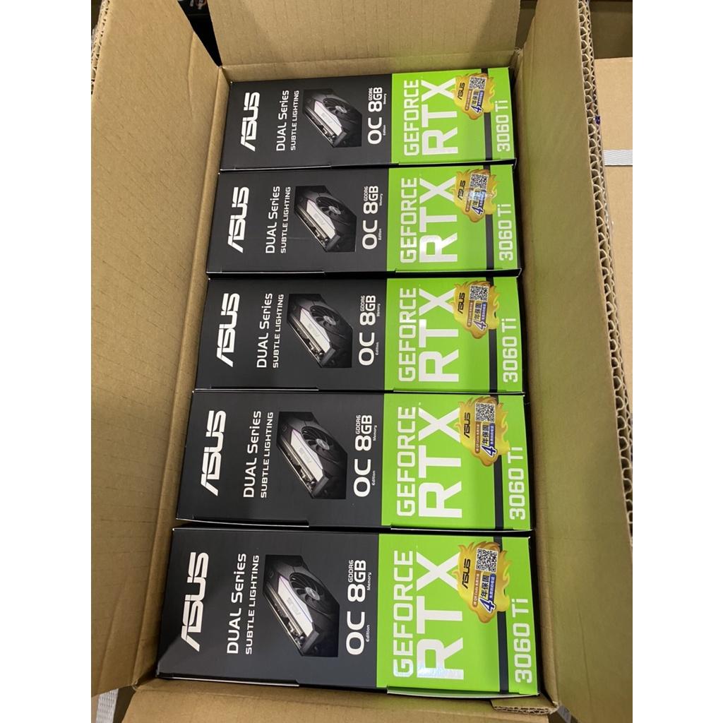 好康價23500 朋友託售請先洽詢庫存 鎖算力 RTX3060TI 華碩 DUAL-RTX3060TI-O8G-V2