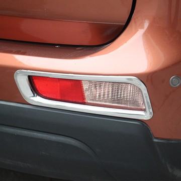 Mitsubishi~13-15款 新Outlander 改裝霧燈罩 新Outlander 后霧燈罩改裝后霧燈框