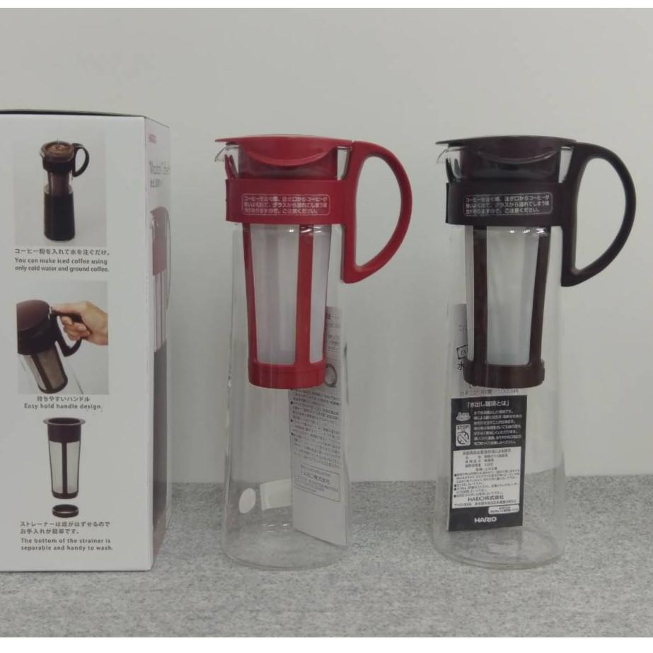 美樂-HARIO冰釀咖啡玻璃壺1000mlMCPN-14