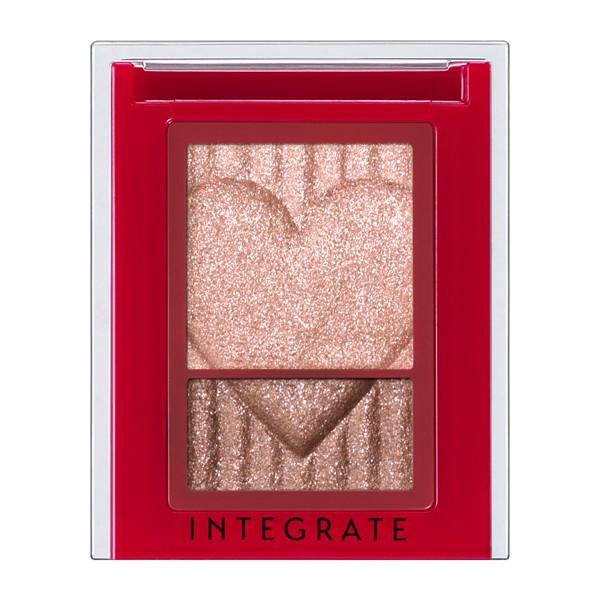 INTEGRATE印象派光透眼影盒BE272【康是美】