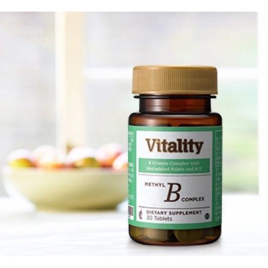 美樂家旗艦代購 甲基B複合錠 美樂家甲基B複合錠添加活性高單位8種B群,包含甲基化葉酸與B12,可快速補充日常所需B群