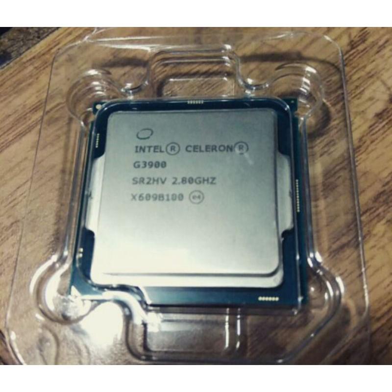 二手良品  Intel cpu G3900 G3920 G4600 G5400 g4900 g4560 g4930