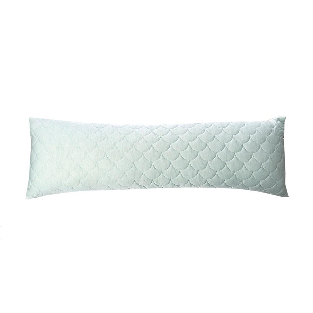 HOLA snow touch涼感長抱枕40x120cm-薄荷綠