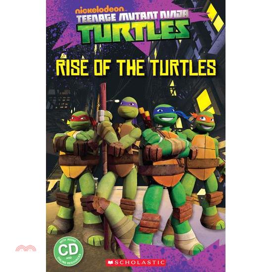 Teenage Mutant Ninja Turtles: Rise of the Turtles【三民網路書店】