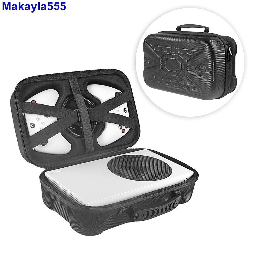 🚏🎀闆闆力薦🏆適用 微軟Xbox Series S/X游戲機收納包硬殼手提袋主機配件保護盒