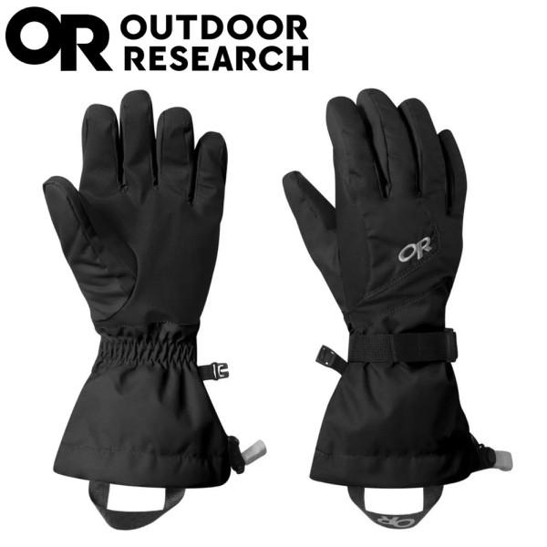 【Outdoor Research 美國 女 ADRENALINE 手套《黑》】243249/保暖手套/悠遊山水