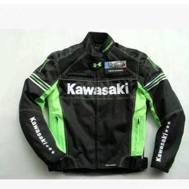 Kawasaki monster鬼爪四季防摔衣