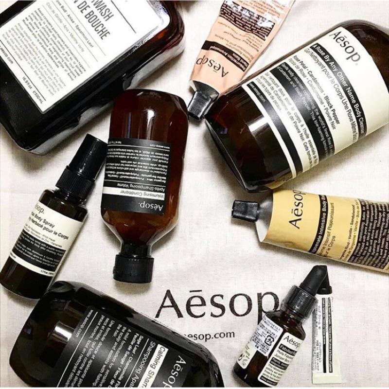 [歐美代購]AESOP系列 面膜 沐浴露 洗髮精
