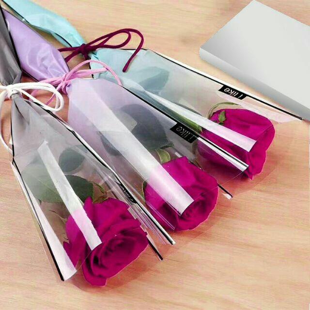 康乃馨包裝袋 套袋 保鮮水管,水管,鮮花包裝,單支康乃馨 包裝袋 單隻鮮花套袋 玫瑰花套袋 康乃馨批發