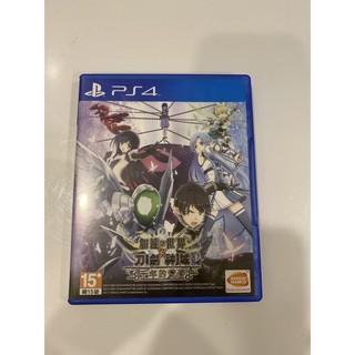 PS4 遊戲 加速世界VS刀劍神域 花蓮縣