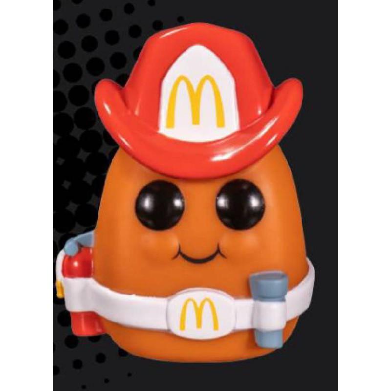 柴寶趣 FUNKO POP 正版 112 麥當勞 消防員 麥克 雞塊 Fireman McNugget