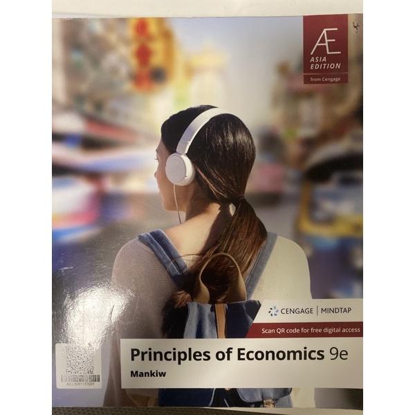 經濟學principles of economics 9e