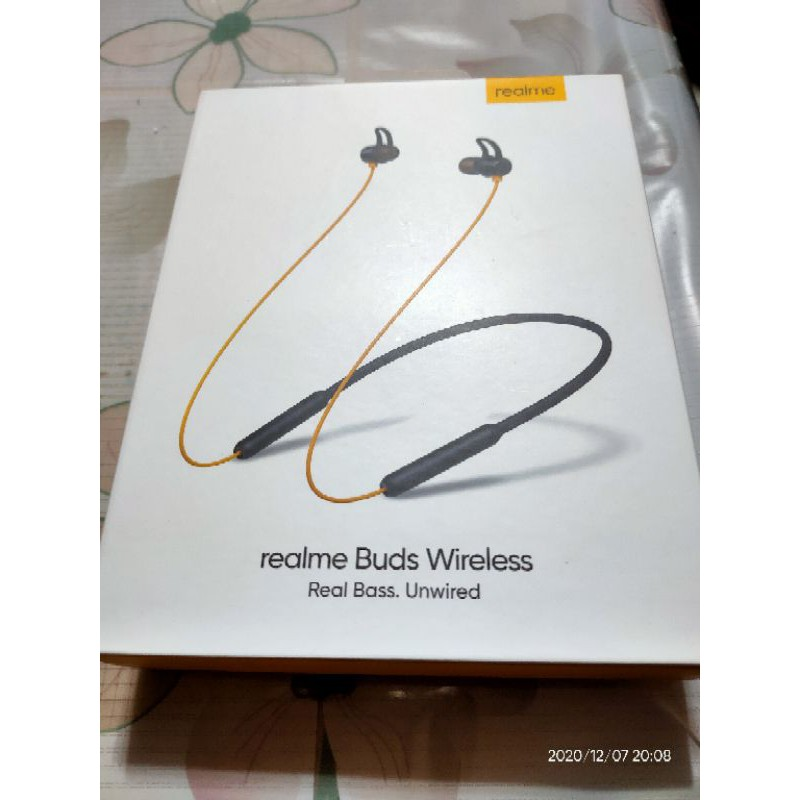 realme Buds Wireless 藍牙耳機