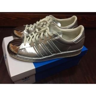 Adidas superstar 80s銀色 桃園市