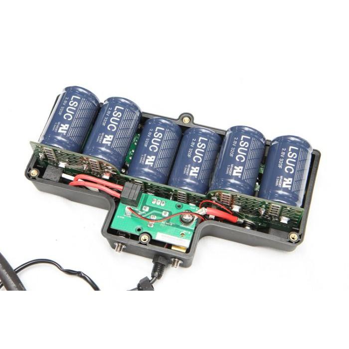YES電池 天揚精密 EzBPower 永久電池系統 頂裝款 超級電容 穩壓穩流 啟動強勁 降低油耗 電力提升 加速有力