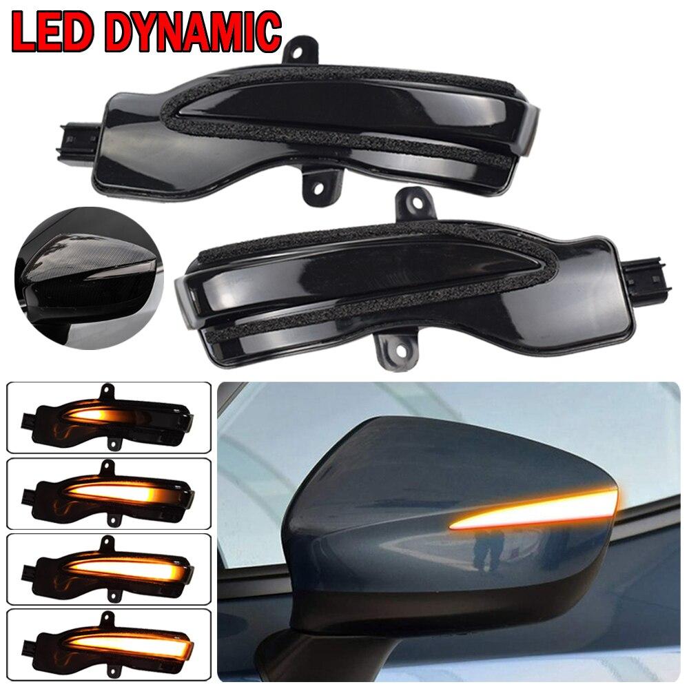 Mazda 馬自達 CX-3 CX-5 LED 後視鏡流光方向燈 後視鏡LED方向燈 流水燈 動態
