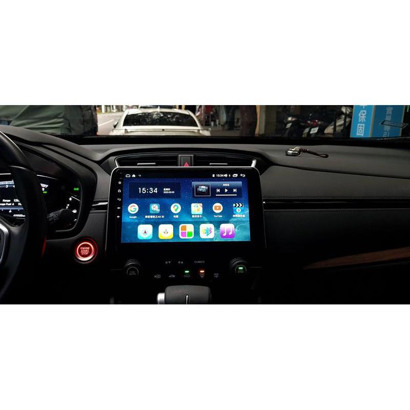 HONDA CRV 5代 (2017-2021) 2021新款10.2吋 安卓10.0版八核6+128 智能導航旗艦車機