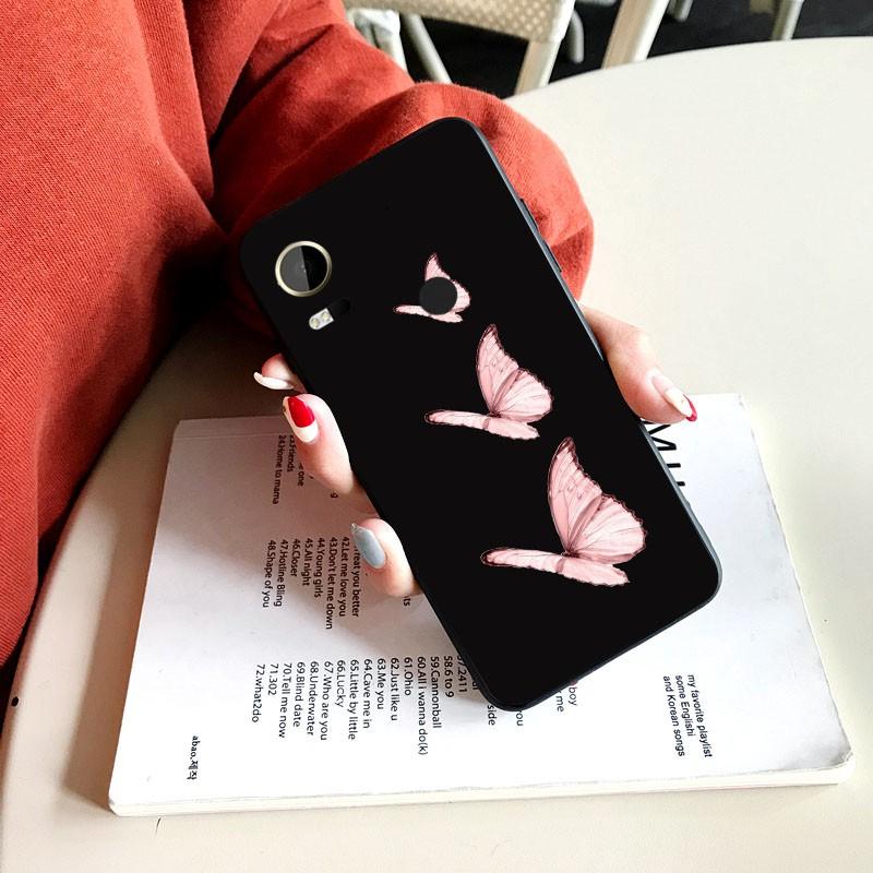 唯美 簡約蝴蝶 手機殼 適用 HTC U12 life 12S Plus A9s Sony XA2 XZP XZ2防摔