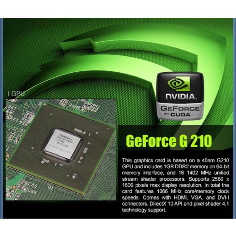 GF210 Inno3D NVIDIA GeForce  工控機顯卡 1G顯卡 HDMI VGA 獨立高清 真實1G