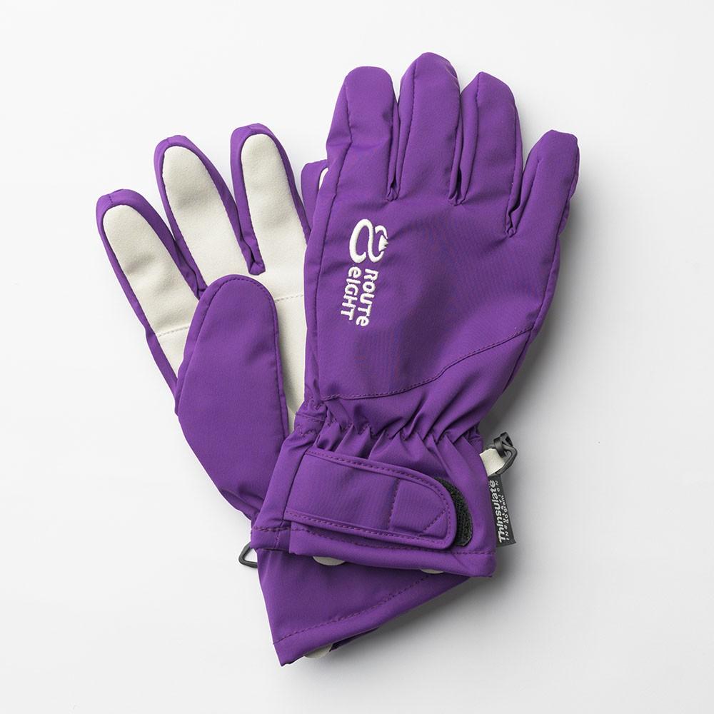 Route8 KREATE 3M 防水保暖手套 (紫色)[RE910300-FEFU]