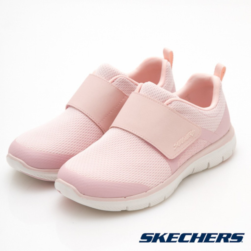 【SKECHERS 】女 / 運動系列 Flex Appeal2.0 - 12898LTPK淺粉 / 原價 2690元