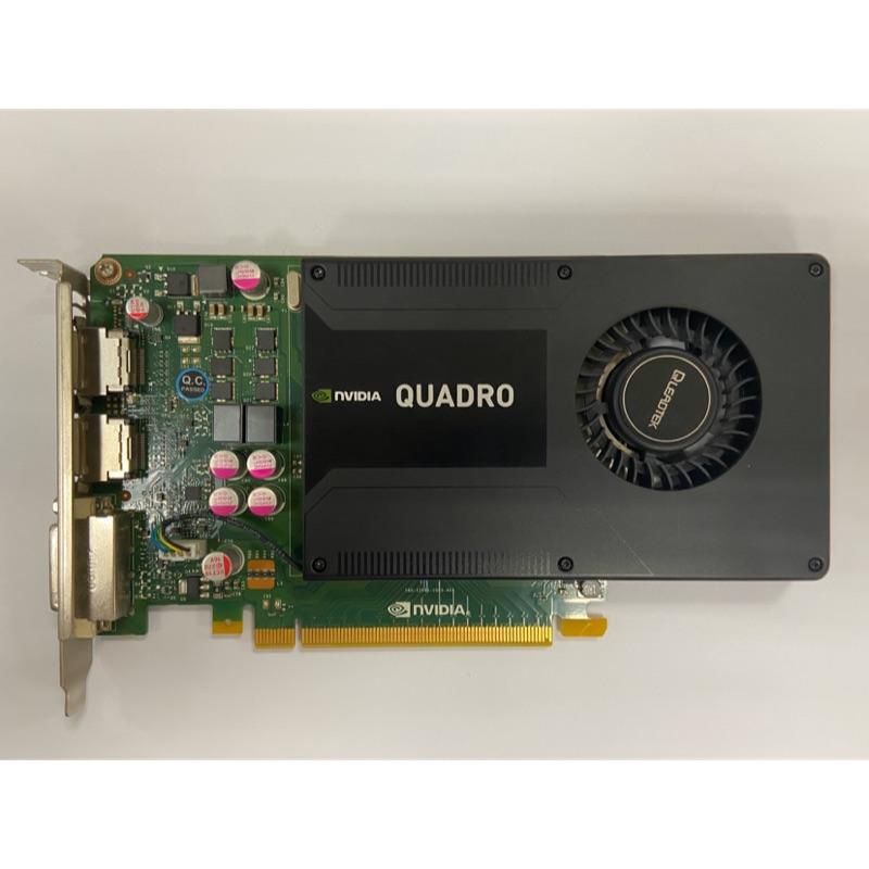 Nvidia QUADRO K2000繪圖卡