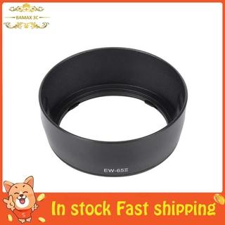 Bamaxis 安裝鏡頭遮光罩 Ew ≤ 65i 避免 Ef 28mm F2.8 35mm F2.0 相機的散光