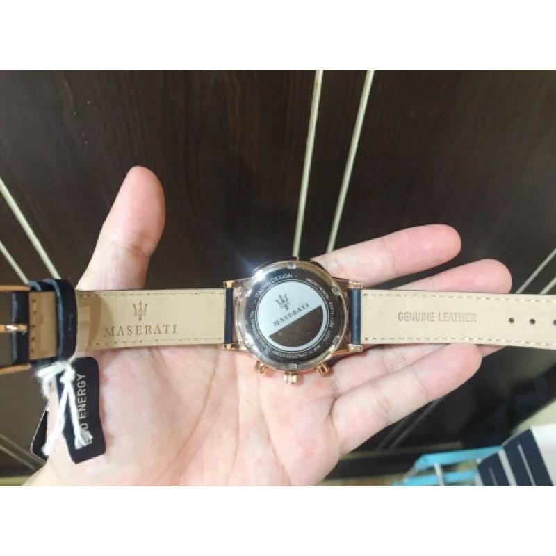 MASERATI 瑪莎拉蒂GT光動能計時手錶-Granturismo系列(R8871134003)