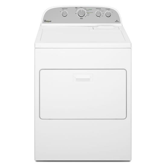 【Whirlpool 惠而浦】WGD5000DW 12公斤直立瓦斯型乾衣機