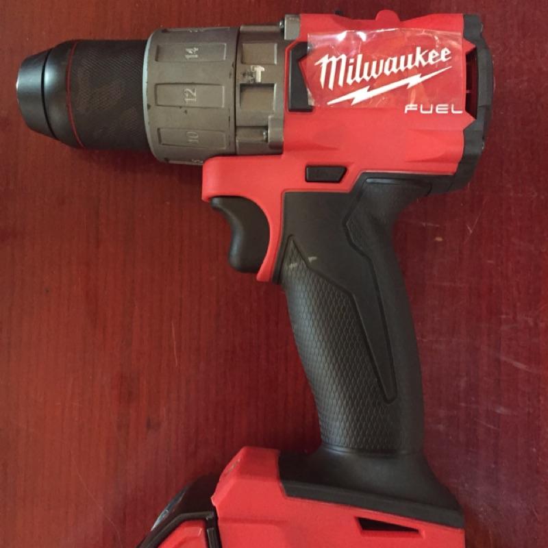 二手保固三個月  米沃奇 最新款 2804 -20 衝擊電鑽 18V 無刷 M18FPD2 美沃奇 空機不含電池充電器