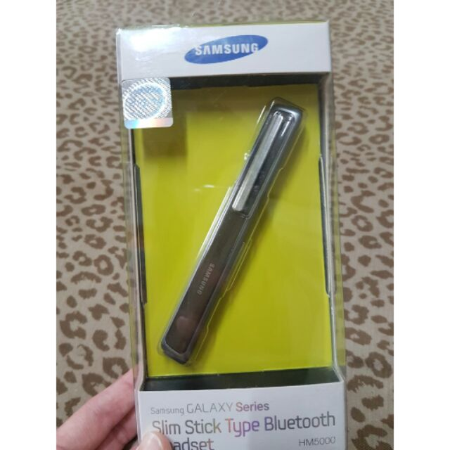 Samsung HM5000藍芽耳機