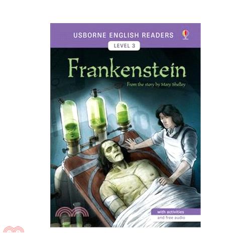 Frankenstein 科學怪人【三民網路書店】[69折]