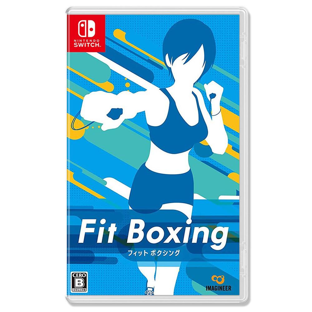 任天堂 Switch 健身拳擊 Fit Boxing 中文版