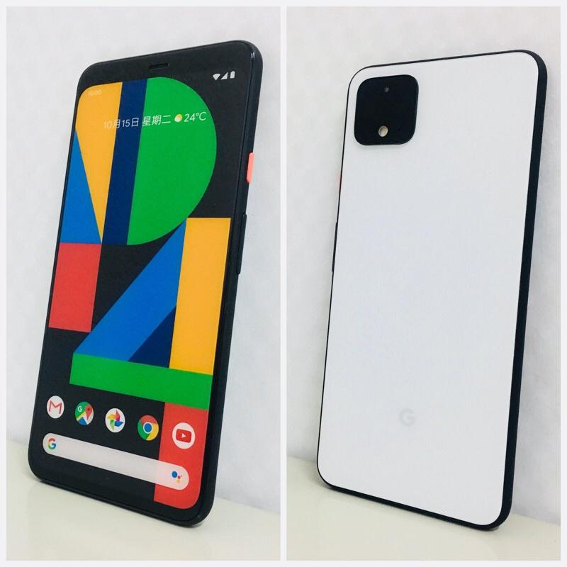 Google Pixel 4XL手機6.3吋原廠樣品機 原廠模型機設計師 電子系 電機系 收藏家 行家 店老闆最愛