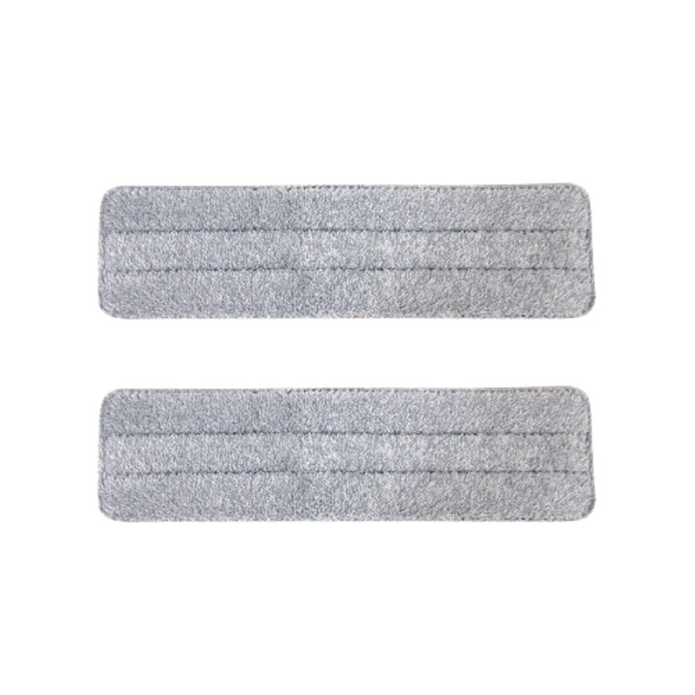 HOLA伊藤折疊平板拖把專用布(2入組)