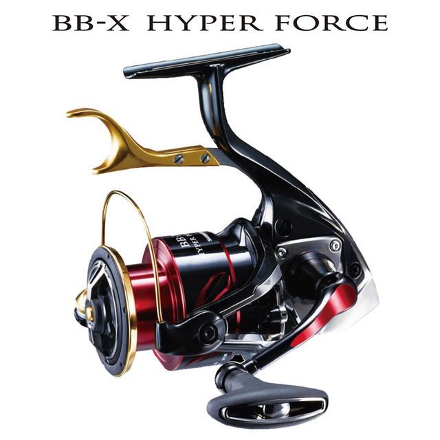 SHIMANO 日本製BB-X HYPER FORCE新海波手剎車捲線器【海天龍釣具商城】