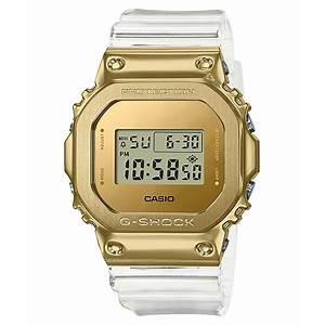 【領券再9折】CASIO G-SHOCK GM-5600SG-9 金框 潛水錶 時尚錶 金錶 運動錶 手錶 GM5600