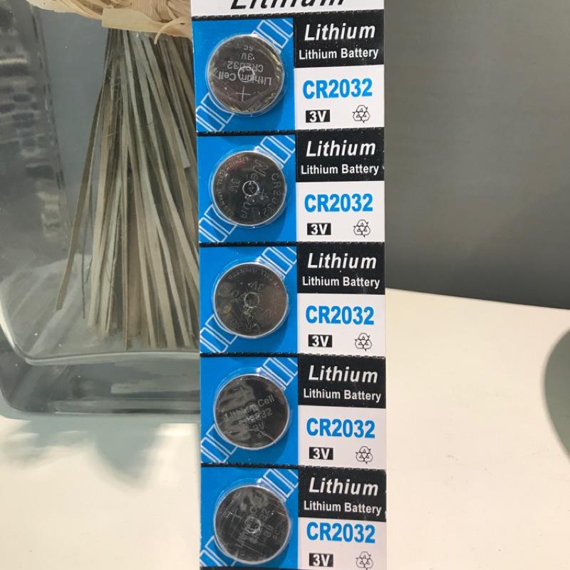「現貨」CR2032 鈕扣電池 耳溫槍電池 計算機電池 電子秤電池