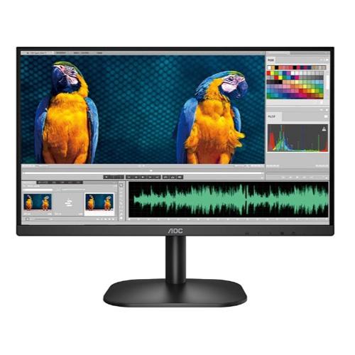 AOC 艾德蒙 24B2XH 24吋 IPS 1080P 可壁掛 100x100mm 無喇叭 螢幕