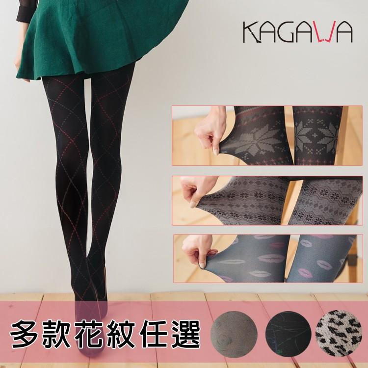 KAGAWA 香川 台灣製厚200D超彈力褲襪 NO630