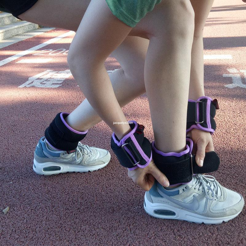 現貨1-4KG綁腿沙包 運動沙包 負重沙袋 手腕綁腳沙包 復健 健身 重力沙包 沙袋 2入 重量訓練配件