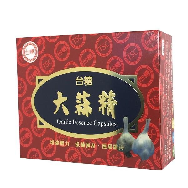 台糖大蒜精膠囊60粒【康是美】