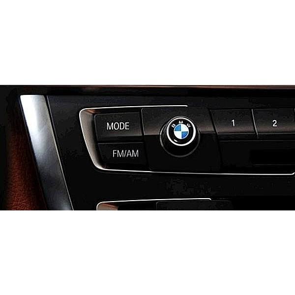 BMW 音響旋鈕貼紙 z3 320 520 x3 x5 x6 z4 335 320 318i e46 e90 e92