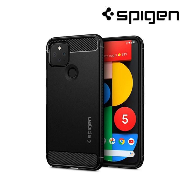 Spigen Google Pixel 5 Rugged Armor 軍規防摔保護殼 韓國 SGP 防摔殼 保護殼 手機
