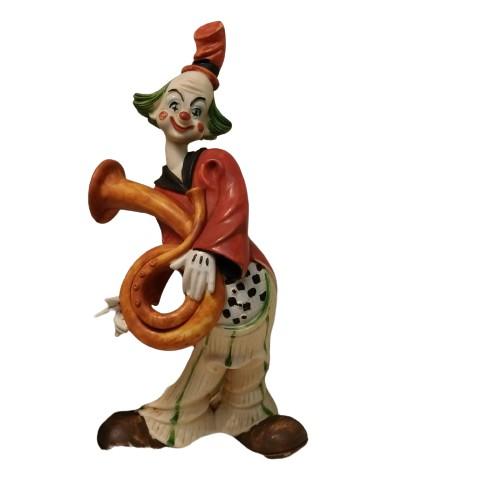 精美波麗小丑波麗小丑吹薩斯風居家/佈置/擺飾/送禮/民宿/餐廳【編號】200610A0083[美的御坊]