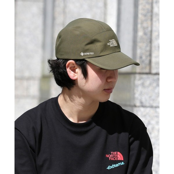 {NOIR} 全新正品 The North Face GORE-TEX CAP 機能 防水 透氣 五分割帽 北臉