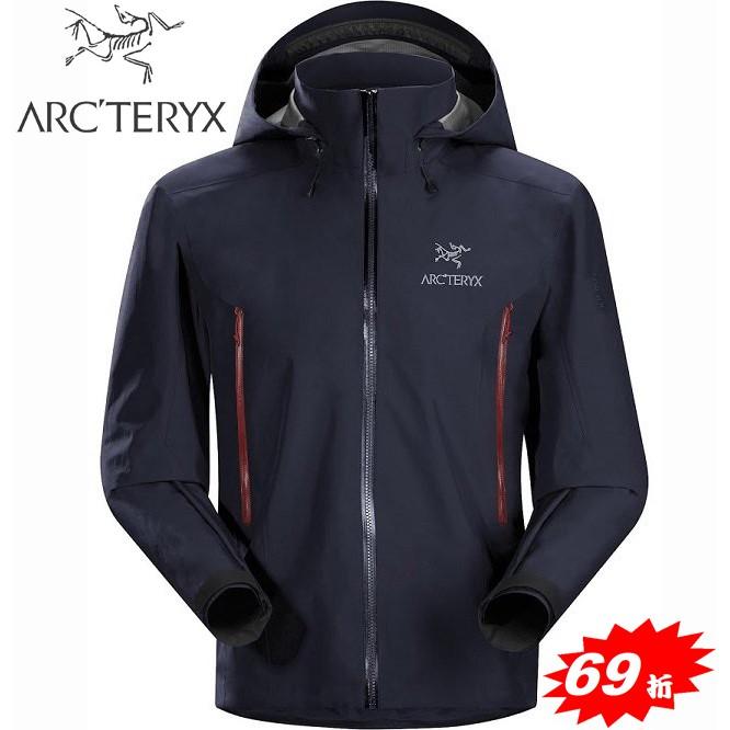 【台灣黑熊】加拿大 ARC'TERYX 始祖鳥 Beta AR Jacket防水外套 透氣防水外套 GORE-TEX